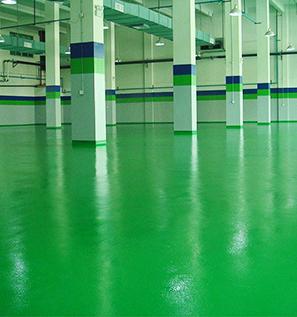 水性地坪面漆