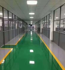 环氧薄涂地坪