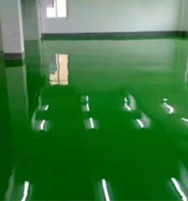 水性环氧地坪涂料